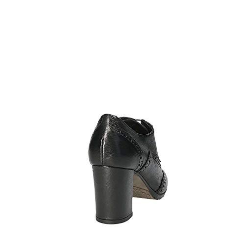 Casual Mally 5010s Mujeres Zapatos Negro 41 8qEZPnYwE
