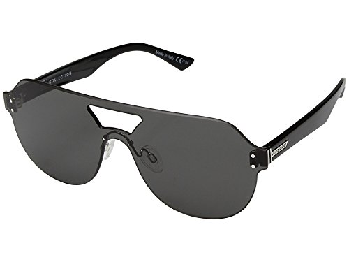 VonZipper Adult Alt-Psychwig Sunglasses, Black Gloss / Grey Lens One - Alt Sunglasses