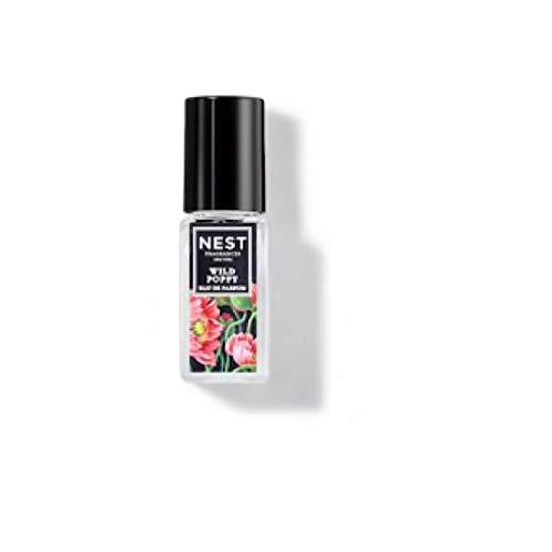 NEST Wild Poppy Eau de Parfum, Mini Rollerball, 0.1 oz