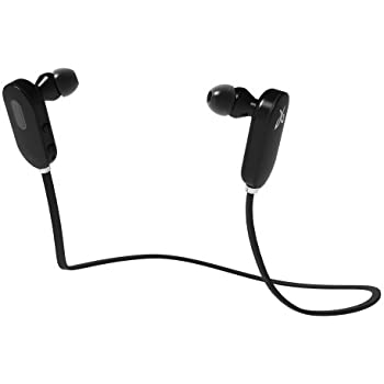 JayBird Freedom Bluetooth Earbuds, Retail Packaging, Midnight Black