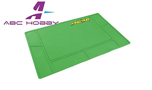 Buggy Mat - Part & Accessories Anti-Slip Pit Mat Green 1:10 RC Cars Buggy Drift - (Color: large)