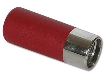 ISI Ersatzteil Kapselhalter Metall rot für Sahnezubereiter GW Plus und TW Plus