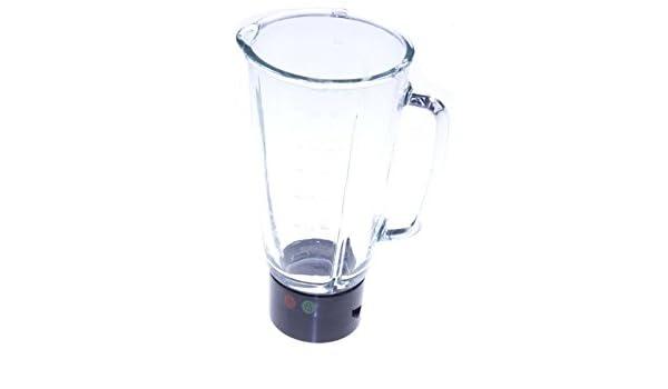 Moulinex - Jarra con base + junta + tornillo para batidora de vaso Moulinex: Amazon.es: Hogar