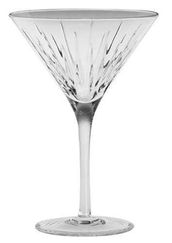 Reed & Barton Crystal Soho 8-Ounce Martini Glass 2989-378