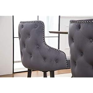 PS Global - Juego de 2 sillas de Comedor Grace-2