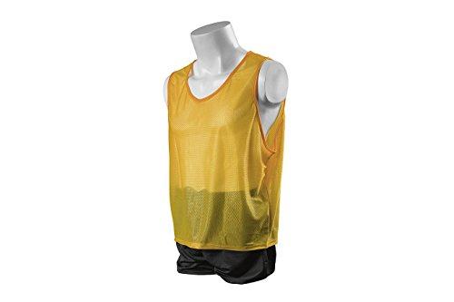 (Kwik Goal Hi-Vis Scrimmage Vest, Yellow, XX-Small)