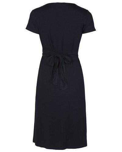 The Essential One - Robe de grossesse / maternité et d'allaitement cache-coeur - EOM87