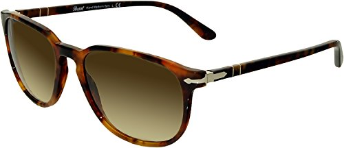Persol 108/51 Caffe' Po 3019s - Brown Sunglasses