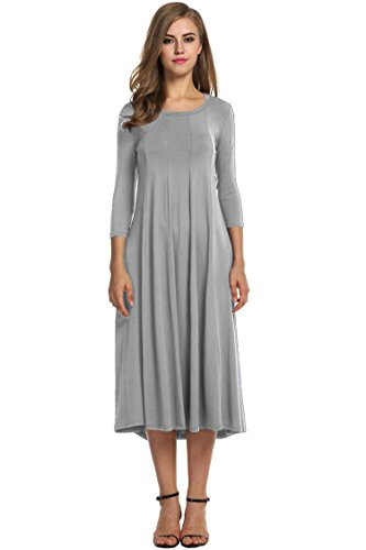 Trapeze Dress - 6