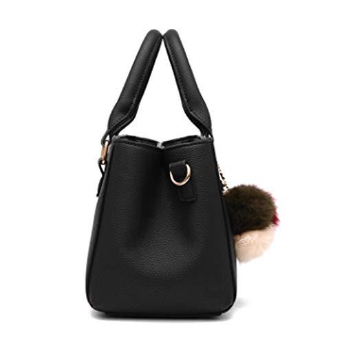 Borsa Nuova Moda Daypack Cachi A Size Femminile colore Tracolla Dimensioni Casual One Gray Portatile wr1Uwfnxqp