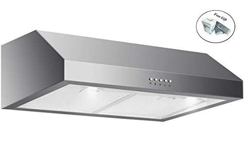 under cabinet kitchen range hood
