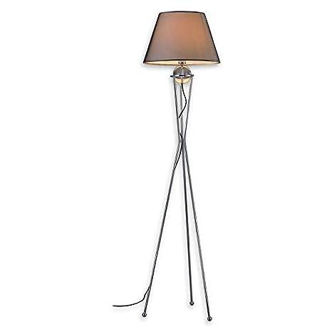 LUX de lámpara LED Bella pie lámpara de pie con pantalla de ...