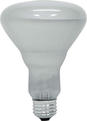 Ge Reflector Floodlight Bulb 120 W 1025 Lumens R40 Med Base Boxed Case of 6