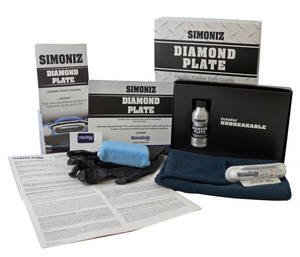 Simoniz Diamond Plate Kit (Six Pack (6 Kits))