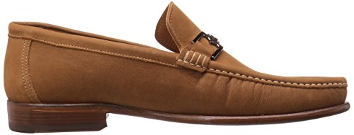 Bruno Magli Mens Bigalo Slip-On Loafer Cognac Nubuck 9nWQ6QxLxn