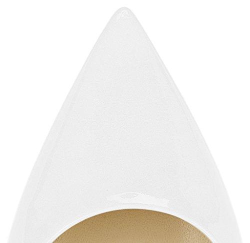 MONICOCO - Cerrado Mujer Blanco - blanco