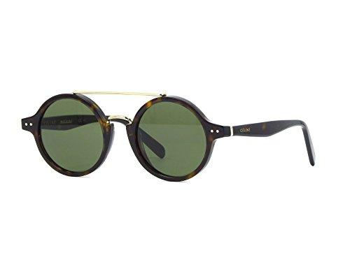 Sonnenbrille S 41436 Green Dark Céline CL Havana TPqnd