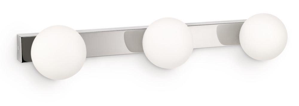Philips myBathroom Drops - Aplique para baño con 3 luces, 42 W [Clase de eficiencia energética D] 340551116 armario bañoeasy cocina