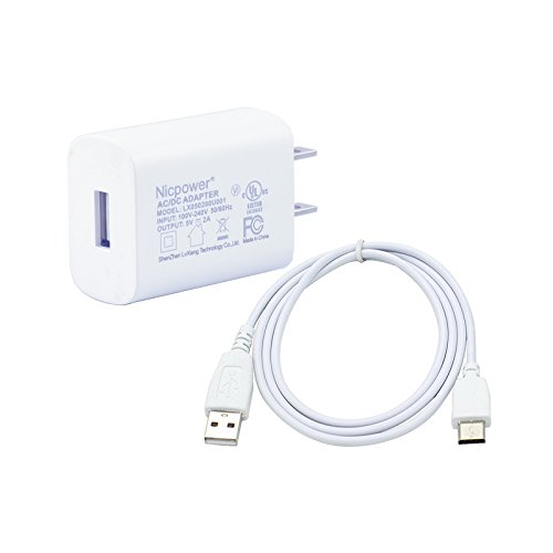 Listed Charger Adapter Tablet Charging product image