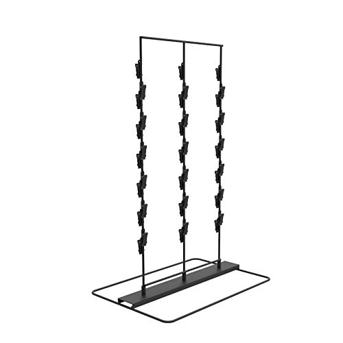 Fixture Displays Clip n Strip Rack Retail Countertop Clipper Strip Stand Store Chips Bag Stand 18460