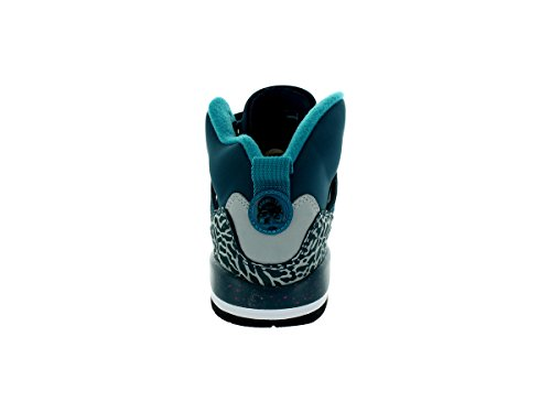 Black Wolf 407 Pink Blue Shoes Spizike Fusion Kids Basketball NIKE Jordan Unisex Space Grey FwqRZ7