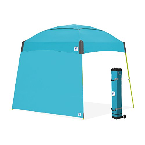 Cheap E- Z UP Dome Package 10×10 Canopy Instant Shelter Top & Sidewall – Splash