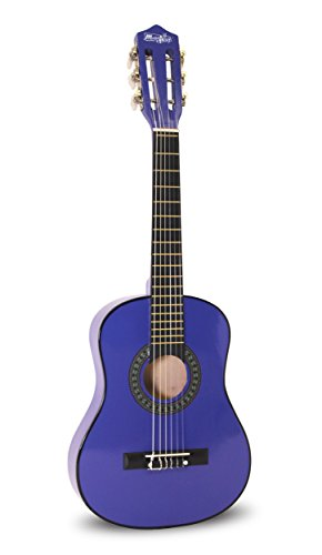Music Alley 6 String 30 inch Half Size Junior Guitar For...