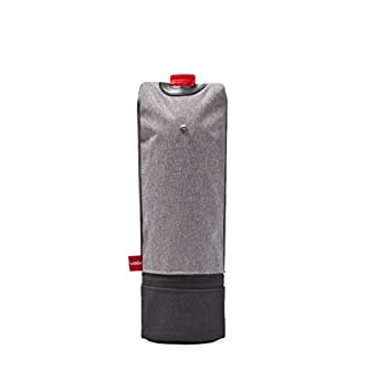 Valira Polar - Bolsa térmica Stone Washed 16 L, color gris: Amazon.es: Hogar