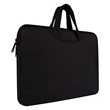 Caja Ordenador 14.1 Pulgadas Negro para 14 y Ci-Dessous Macbook, Samsung, Lenovo