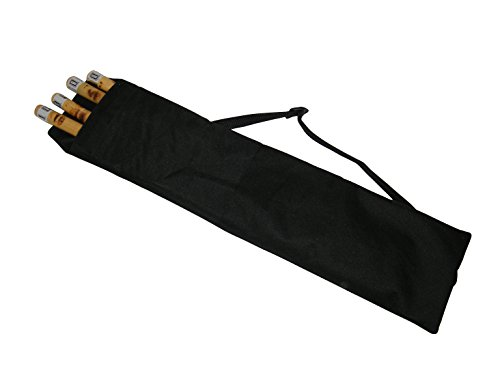 Filipino Martial Arts Escrima Kali Arnis Weapons Stick Dagger Shoulder Bag