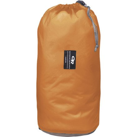 Outdoor Research Ultralight Stuff Sack Alpenglow/Grey, 15L, Outdoor Stuffs