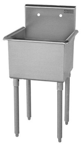 Compartment Scullery Sink - 5