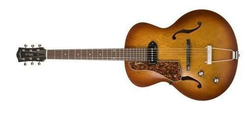 (Godin 037728 Left Handed Cognac 5th Avenue Kingpin)