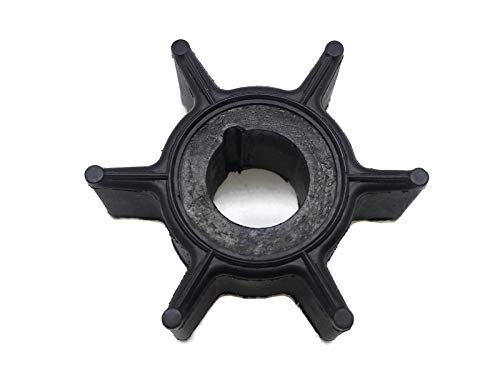 Boat Motor Water Pump Impeller Parts for Tohatsu Nissan 369-65021-1 0 M Mercury Mariner 47-16154-3 Sierra 18-3098 4HP 5HP 6HP Outboard Motor 2/4 stroke Boat Engine