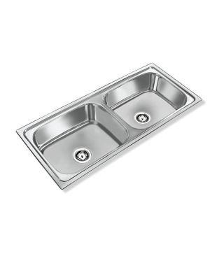 dolphin kitchen sink 45 x 20 x 10  304 grade  dolphin kitchen sink 45 x 20 x 10  304 grade   amazon in  home      rh   amazon in