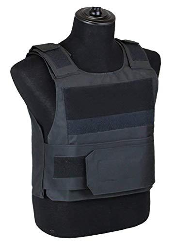 ThreeH Schutzweste für den Außenbereich Größe Einstellbare Trainingsweste Schutzausrüstung SA403