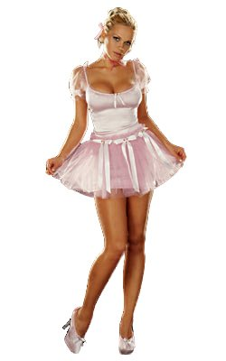 Adult Sexy Ballerina Costume (SizeLarge 12-14)  sc 1 st  Amazon.com : ballerina costume for men  - Germanpascual.Com