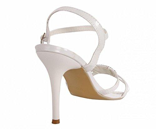 Sandales pour Femme URBAN B028641-B7200 WHITE