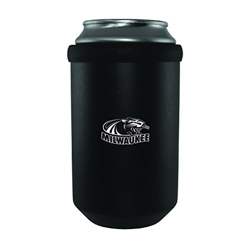 University Tailgate Cooler - University of Wisconsin-Milwaukee-Ultimate Tailgate Can Cooler-Black
