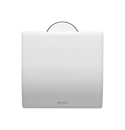 Brabantia Toilet Paper Holder, Accessories, Stainless Steel White, ()