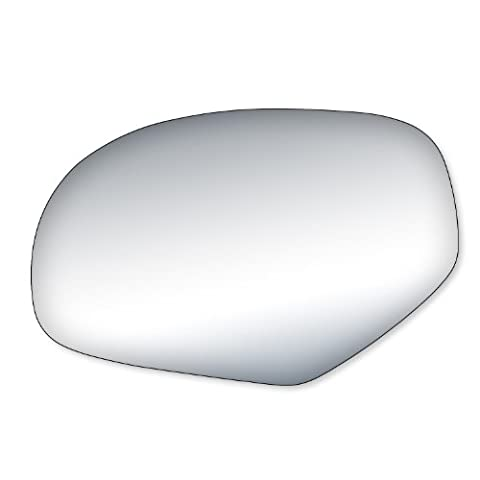 Fit System 99204 Ford Driver Driver/Passenger Side Replacement Mirror Glass - Suburban Driver Mirror Glass