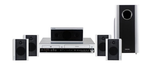 home theater dvd. amazon.com: toshiba sd-v55ht dvd/vcr home theater system (discontinued by manufacturer): audio \u0026 dvd