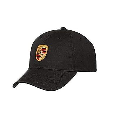 Porsche Flex-fit Crest Cap, Officially Licensed: Automotive