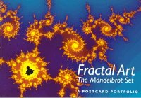 Fractal Art Postcard Book: The Mandelbrot Set (Postcard - Portfolio Art Set