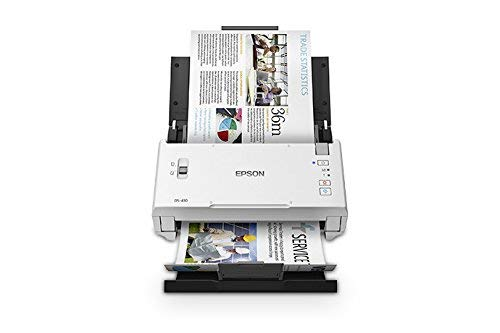 Epson DS-410 Document Scanner (Renewed)