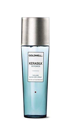 Goldwell Kerasilk Repower Volume Blow-Dry Spray Strengthen &