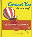 Hallmark Recordable Storybook Curious George Curious You On Your Way Book