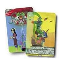 Amazon.com: xultun (Mayan) Tarot baraja 78 cartas por deck ...