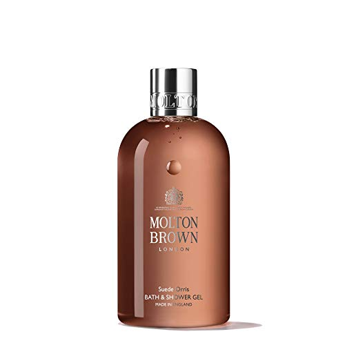 Molton Brown Bath & Shower Gel, Suede Orris, 10 Fl. Oz. (Molton Brown Body Wash 10 Fl Oz)