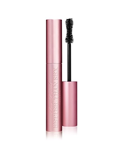 Too Faced Better Than Sex Mascara Black Full Size,8.mL/0.27OZ by Too Faced